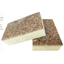外墙保温一体板厂家,高安保温一体板,鹏博保温装饰板生产厂图片