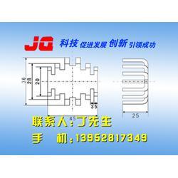 合肥叉指散热器-镇江佳庆电子优质商家-叉指散热器图片