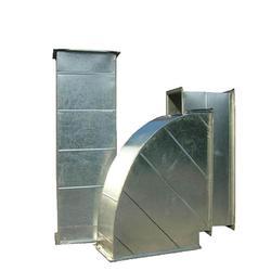 福州镀锌钢板风管,恒信空调品质优良,镀锌钢板风管规格图片