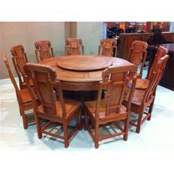 常州缅花红木家具-大联聚宝盆做工精湛-缅花红木家具图片