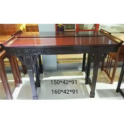 缅甸花梨红木家具工厂、缅甸花梨红木家具、大联聚宝盆质量保证图片