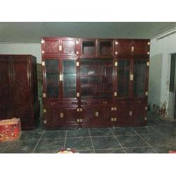 无锡非洲酸枝红木家具,大联聚宝盆质量保证图片