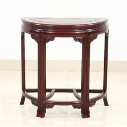 明式红木家具厂图片