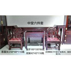 客厅红木家具生产商_客厅红木家具_【大联聚宝盆】(查看)图片