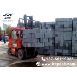 艾瑞克砖厂打包机提供免托盘打包方案定制,全方位打包专家图片