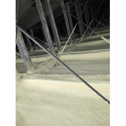 冷库现场发泡保温材料聚氨酯喷涂图片