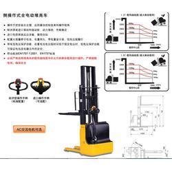 无锡欧誉工业(图)|电动堆高车公司|广东电动堆高车图片