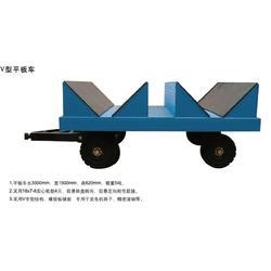 HB型剪式升高液压搬运车厂家-欧誉工业设备有限公司图片