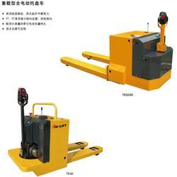 无锡欧誉工业设备-山地型手动液压搬运车图片