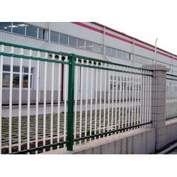 河北宝潭护栏(图)-锌钢围墙栅栏多少钱-廊坊锌钢围墙栅栏图片