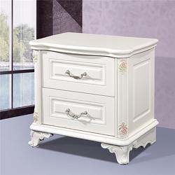 太原床头柜生产厂家,柏叶家具(优质商家)图片