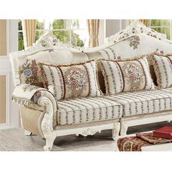 欧式沙发|欧式沙发客厅|柏叶家具(优质商家)图片