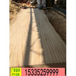 厂家 樟子松板材,辐射松实木桌板,大板,定做加工图片