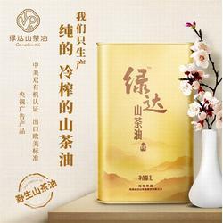 茶籽油代理商、绿达山茶油、湖南茶籽油图片