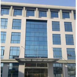 玻璃幕墙-玻璃幕墙施工-麟晖建筑工程(优质商家)图片
