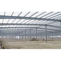 宝鸡钢结构厂家 钢结构厂家 麟晖建筑工程图片