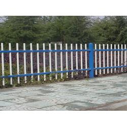 德州小区围墙锌钢护栏_河北宝潭护栏_小区围墙锌钢护栏图片