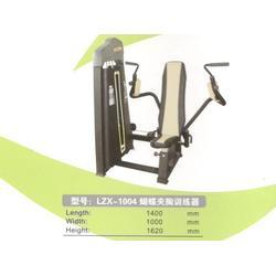 蝴蝶夹胸训练器-林动体育-蝴蝶夹胸训练器专卖图片