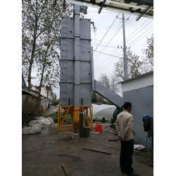 大型玉米烘干机设备对粮食安全提供了有效保障图片