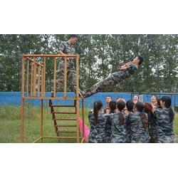 大型拓展训练项目,南京雪狼(在线咨询),南京专业拓展训练公司图片