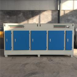 VCO光触媒废气处理设备 塑料造粒厂除味净化器 晨明环保厂家定制图片