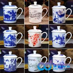 茶杯定制厂家陶瓷茶杯 礼品陶瓷茶杯定制公司活动定制图片