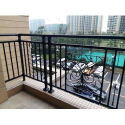 大量订购优惠欧式锌钢阳台栏杆图片