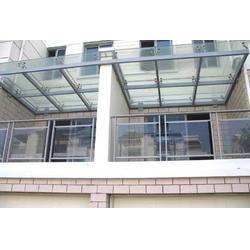玻璃阳台护栏厂家大量优惠图片