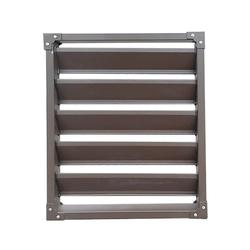 锌钢防护窗厂家图片