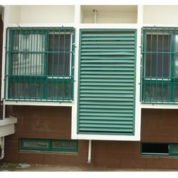 成功选择采购供货渠道锌钢百叶窗护栏图片