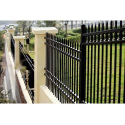 锌钢栅栏小区围栏厂家直销图片