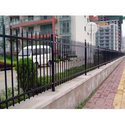 生产锌钢栅栏小区围栏阳台护栏厂家图片