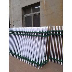 厂家直销栅栏锌钢护栏小区围栏图片
