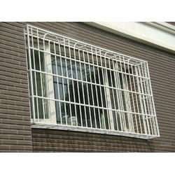 直接加工优惠供应锌钢防护窗防盗网图片