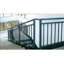 厂家出厂价优惠供应锌钢楼梯扶手图片
