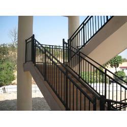 锌钢楼梯扶手厂家供应图片