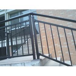 供应安全防护锌钢楼梯扶手厂家图片