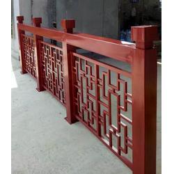仿古锌钢栏杆仿古锌钢护窗图片