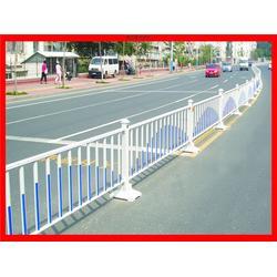 马路隔离护栏交通护栏、马路隔离护栏、河北名梭图片