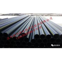 国润管道pe管材DN20/25/32给水管hdpe管自来水管/50/63/75盘管图片