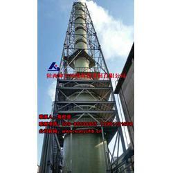 玻璃钢烟囱施工-坤宇环保(在线咨询)-玻璃钢烟囱图片