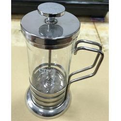 玻璃泡茶壶生产厂家、骏宏五金(在线咨询)、潮州玻璃泡茶壶图片