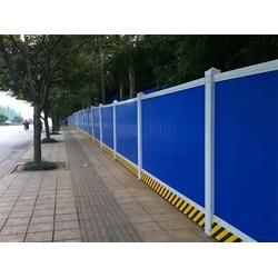 河北pvc施工围挡、pvc施工围挡护栏、安平奥驰丝网生产厂家图片
