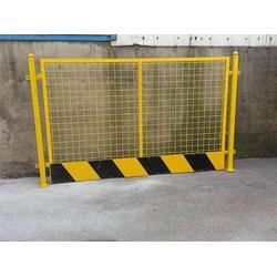 呼和浩特道路基坑护栏,道路基坑护栏现货,安平奥驰(多图)图片