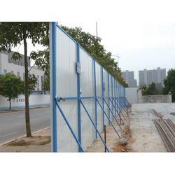 牡丹江市政彩钢围挡,市政彩钢围挡厂家直销,安平奥驰图片