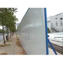 安平奥驰_宁波路边彩钢围挡_路边彩钢围挡厂家直销图片