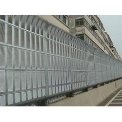 隔音声屏障供应-河北华久(在线咨询)-甘肃隔音声屏障图片