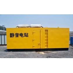 固安发电机出租 发电车租赁图片