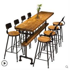 苏州铁艺吧台桌椅_吧台_阿比盖尔图片