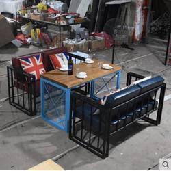 扬州铁艺沙发定做-阿比盖尔(在线咨询)铁艺沙发定做图片